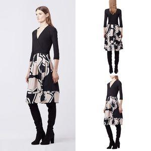 DVF | New Jewel Diane von furstenberg wrap dress